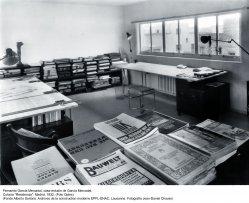 A. C. Actividad Contemporánea. La Revista del G.A.T.E.P.A.C. (1931-1937) (imagen 01)