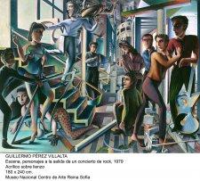 Los Esquizos de Madrid. Figuración madrileña de los 70(imagen 07)
