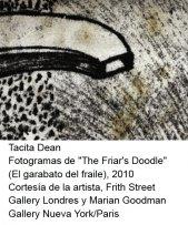 Tacita Dean. El garabato del fraile(imagen 05)