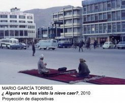 Mario García Torres. ¿Alguna vez has visto la nieve caer?(imagen 01)
