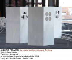 Andreas Fogarasi. La ciudad de color / Vasarely Go Home(imagen 05)