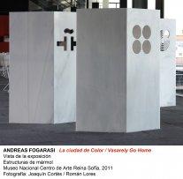 Andreas Fogarasi. La ciudad de color / Vasarely Go Home(imagen 11)