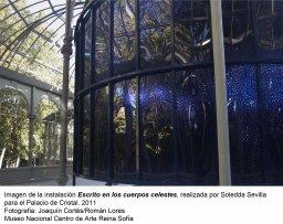 Soledad Sevilla. Escrito en los cuerpos celestes(imagen 03)