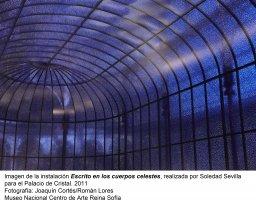Soledad Sevilla. Escrito en los cuerpos celestes(imagen 05)