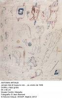 Espectros de Artaud.  Lenguaje y arte en los años cincuenta(imagen 01)