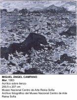 Miguel Ángel Campano, Mar, 1983