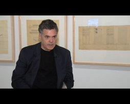 Declaraciones del artista Amos Gitai (inglés)