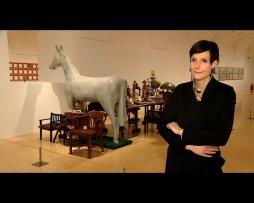 Declaraciones de la especialista de la Fundación Hanne Darboven, Miriam Schoofs (english)