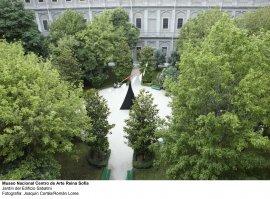 Museo Reina Sofía. Edificio Sabatini. Jardín