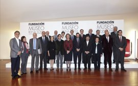 Queda constituido el Patronato de la Fundación del Museo Reina Sofía