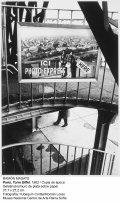 París. Torre Eiffel. 1962. Ramón Masats