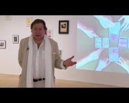 Declaraciones de Guy Schraenen, comisario de la exposición