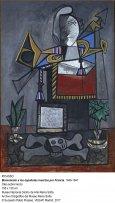Monumento a los españoles muertos por Francia.1946-47. Pablo Picasso.