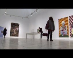 Pieza locutada de la exposición París pese a todo. Artistas extranjeros, 1944-1968