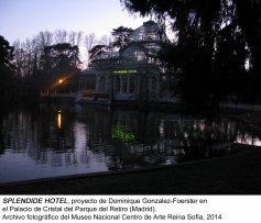 Vista de sala / gallery view Dominique Gonzalez-Foerster. SPLENDIDE HOTEL (imagen 4)