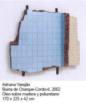 Adriana Varejão, Ruina de Charque-Cordovil, 2002