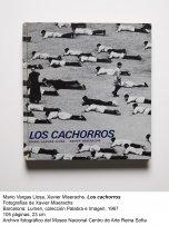 Mario Vargas Llosa, Xavier Miserachs. Los cachorros. Barcelona: Lumen, colección Palabra e Imagen, 1967