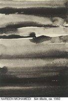 Nasreeen Mohamedi. Sin título. ca 1960