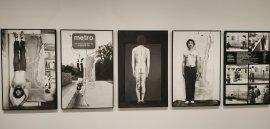 Elías Adasme. A Chile (1979-1980). Impresión digital sobre papel. 175x113 cm. Museo Nacional Centro de Arte Reina Sofía