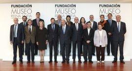 Patronos de la Fundación Museo Reina Sofía