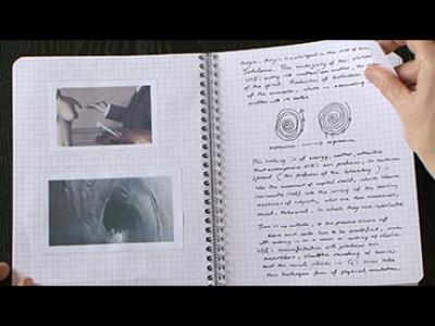 Silvia Magloni and Graeme Thomson, In Search of UIQ, film, 2013