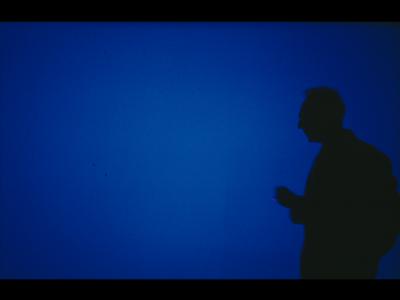 Derek Jarman. Blue. Film, 1993. Courtesy of © Basilisk Communications Limited
