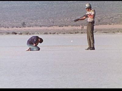 Peter Watkins, Punishment Park, film, 1970