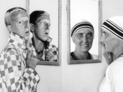 Barbara Hammer. LOVER OTHER: The Story of Claude Cahun and Marcel Moore. DVD, 2006