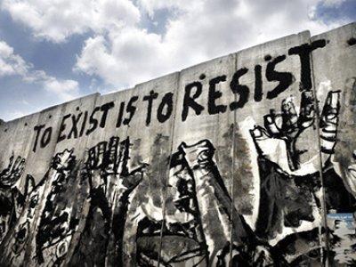 To Exist is to Resist. Tulkarem (Palestine), 2006. ©MAYSUN