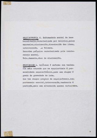 Antón Patiño. Esquizoide, 1978