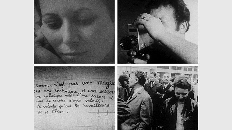 The Besançon Medvedkin Group. Classe de lutte (The Class of Struggle), Film. 1968
