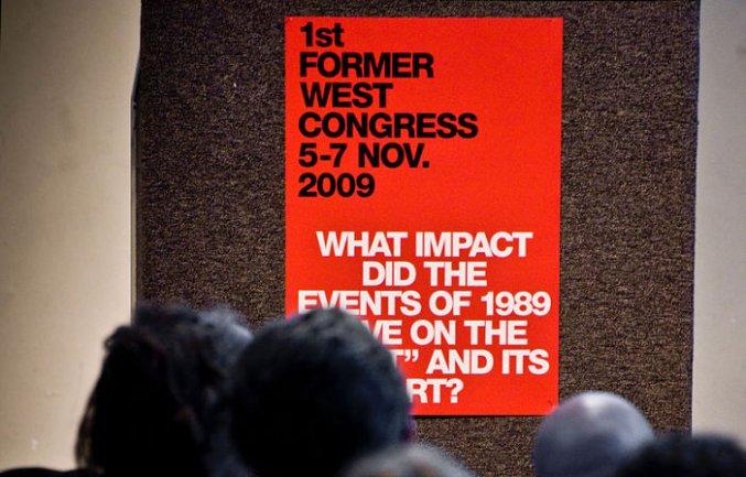 Imagen de Former West. Primer congreso internacional