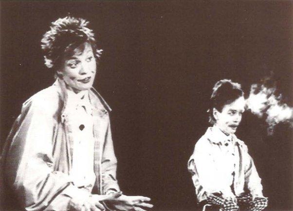 Mike Kelley y Paul McCarthy. Fresh Acconci, 1995