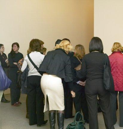 Imagen del curso. Museo Reina Sofía, 2008