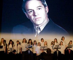 Father-transition and children chorus, 2008