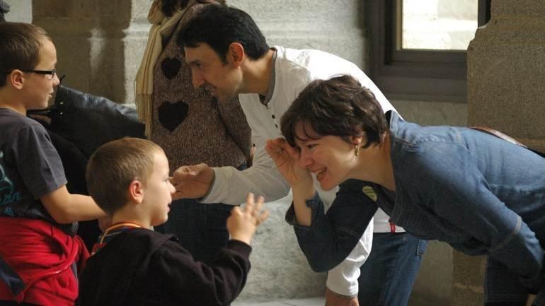 Historias escondidas. Actividad para niños y adultos