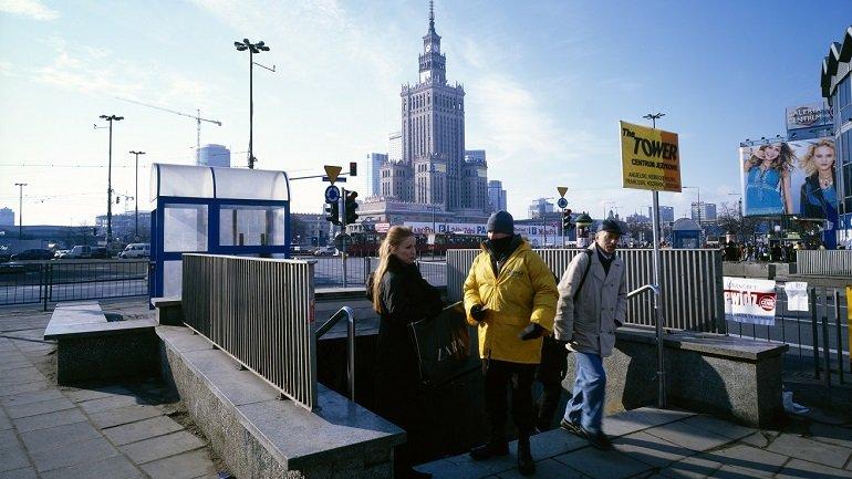 David Lamelas. Time as Activity, Warsaw, 2006