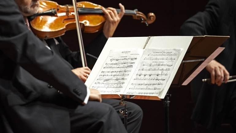 Concierto del CNDM en el Edificio Nouvel, Auditorio 400, Museo Reina Sofía
