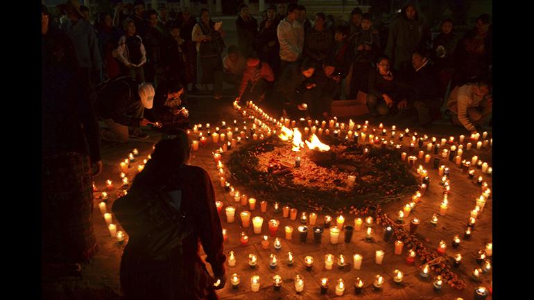 K´astajinem Collective, Totonicapán, Guatemala, 2014. Photo: Reyes Josué Morales