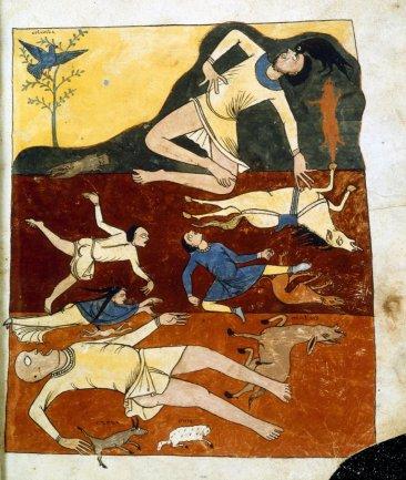 Miniatura del siglo XI
