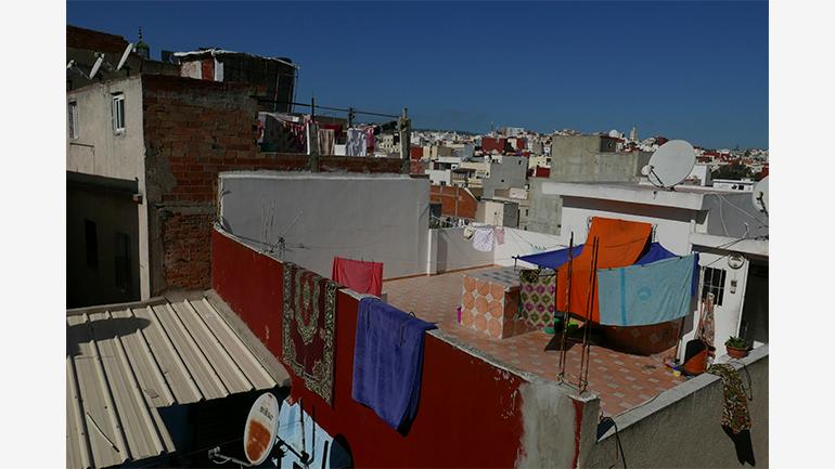 Maggie Schmitt, imágenes del viaje de investigación en Marruecos, febrero de 2020