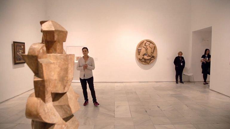 Itziar Okariz. Performance for Palms and Rooms