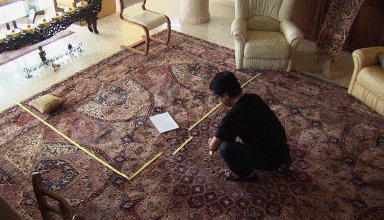 imagen de Mojtaba Mirtahmasb y Jafar Panahi. This is not a film [Esto no es una película]. Película, 2011