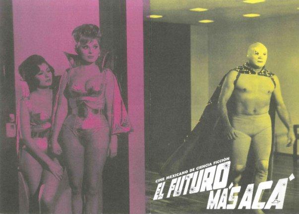 El futuro más acá, Primer Festival de Cine Mexicano de Ciencia Ficción, Ciudad de México, 2003