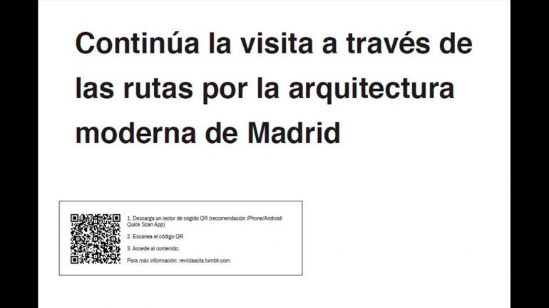 Modernidades extraviadas. Bauhaus y España. Museo Nacional Centro de Arte Reina Sofía, 2018