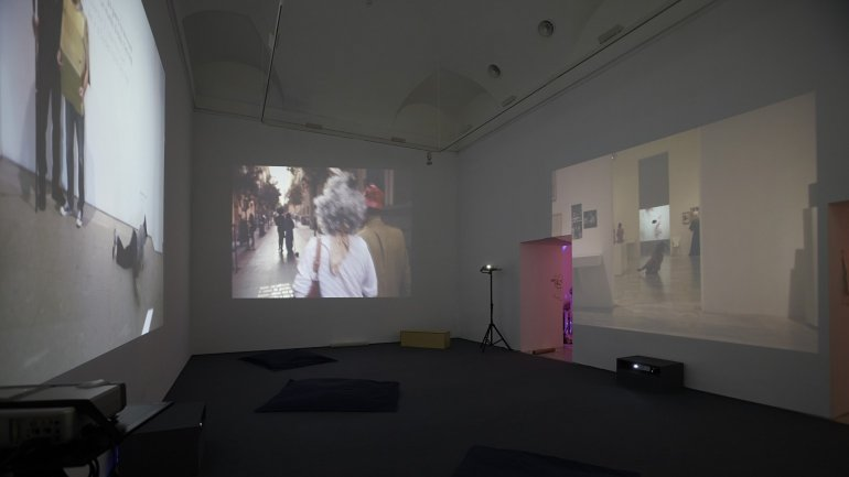 Exhibition view. Tracey Rose (x), 2014