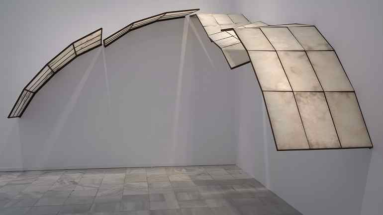 Exhibition view. Cristina Iglesias: Metonymy, 2013