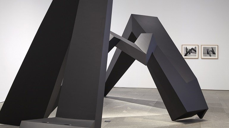 Vista de sala de la exposición El retorno de la serpiente, 2014