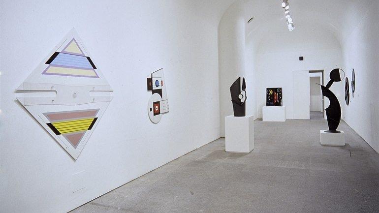 Exhibition view. Arte MADI, 1997