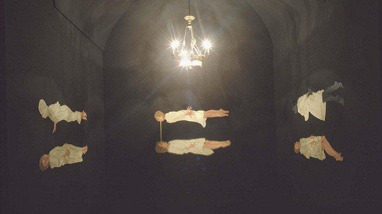 Exhibition view. Marina Núñez. La locura, 1997